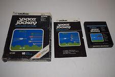 SPACE JOCKEY Atari 2600 Game COMPLETE In BOX TESTED Vidtec