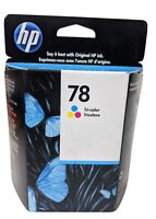HP 78 Tri-Color Genuine Original Ink Cartridge Toner (C6578DN) July 2012