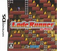 USED Nintendo DS Lode Runner 06204 JAPAN IMPORT