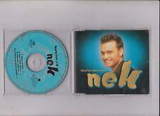 Nek Laura non c'è (1998) [Maxi-CD]
