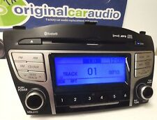10 11 12 13 Hyundai Tucson OEM XM Satellite Bluetooth Radio Stereo MP3 CD Player