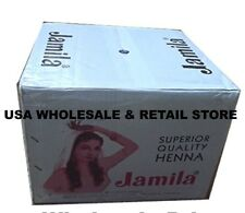 100 x Jamila Henna powder Lowest price Cheap  2017 crop best before 2020