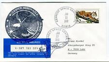 1993 Casper McMonagle Helms Harbaugh Runco Kennedy Space Center US Mail Insured