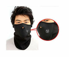 Winter Half Face Neck Mask Neoprene Warm Unisex Outdoor Cycling Ski Windproof
