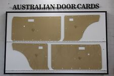 Toyota COROLLA  2 Door Sedan Door Cards, Blank Trim Panels KE30 KE35 KE36 KE55