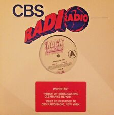 RADIO SHOW: ROCK CONNECTIONS w/MIKE HARRISON 1/23/87 GREAT COVERS SPECIAL