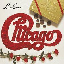 CHICAGO CD - LOVE SONGS (2016) - NEW UNOPENED - ROCK POP - RHINO RECORDS
