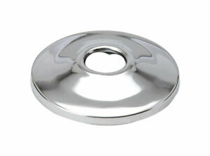 BK Products 158-104 Chrome Plated Steel Escutcheon 3/4 in. (Pack of 25)