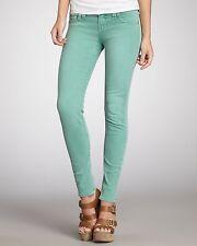 True Religion Brooklyn Emerald Cropped Womens Jeans NWT  Sz 26