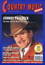 JOHNNY PAYCHECK / STACY DEAN CAMPBELL	Country Music People	Nov	1995