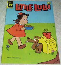 Little Lulu 268, VF (8.0) Very scarce final issue!