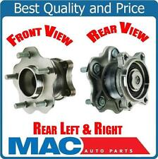 (2) Rear Wheel Hub Bearing for Nisan Altima Maxima Quest with Rear ABS 533201