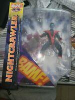 Diamond Select / Marvel Select ~ Nightcrawler ~ X-Men Collector Action Figure