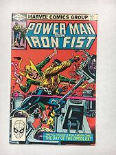 Power Man and Iron Fist #79  VG+ Marvel comic 1981