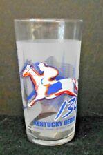 2008  KENTUCKY DERBY GLASS 134 OFFICAL MINT JULEP GLASS