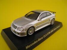 Mercedes-Benz CLK DTM AMG Street Version silber  Kyosho Japan  Maßstab 1:64  OVP