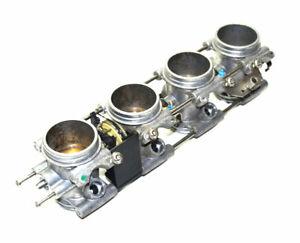 Drosselklappen Stutzen Einspritzanlage throttle body 1354771801 BMW K 1200 S