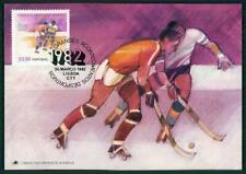 New listing Portugal MK Roller Hockey Maximum Card Carte Maximum Card MC cm fn84