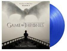 GAME OF THRONES 5 (LIMITED  TOUR EDITION/TRANSPARENTES ) 2 VINYL LP NEU