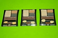 (3) Maybelline Expert Wear Eyeshadow ENCHANTED FOREST 24Q  Sealed +GIFT