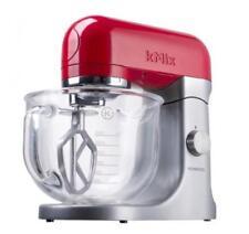 (END6/2) Kenwood kMix Kitchen Machine Stand Mixer 6 Speeds 5L Red