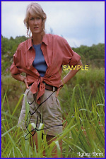 4x6 SIGNED AUTOGRAPH PHOTO REPRINT of Laura Dern Jurassic Park