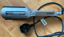Babyliss Pro Styler Ionic Straighter With Rotating Barrell.Silver.