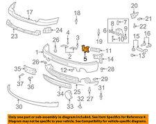 GMC GM OEM 07-10 Sierra 3500 HD Front Bumper-Inner Bracket Right 20826917
