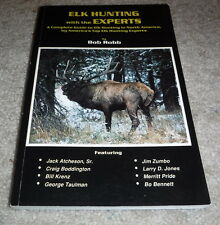 Elk Hunting With The Experts (1992)- shelf 9