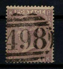 [P01] GREAT BRITAIN / 1865-1873, Queen Victoria, Used, SG No: 97 (155€)