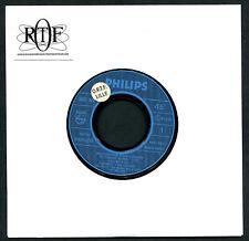 FAUVETTE - Philips 683982 - UNE CHANSON POUR CROIRE, ATTENDS DEMAIN - ORTF LILLE