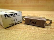 Furnas E42 Overload Relay Heater