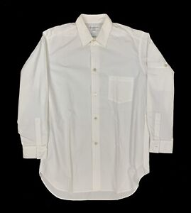 Yohji Yamamoto pour Homme Robe Blanche Chemise - Taille