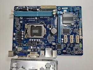 Gigabyte GA-H61MA-D2V Rev.2.1 Intel H61 Sockel 1155 microATX Mainboard
