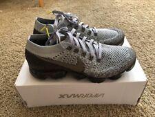 Nike Lab Air Vapormax Flyknit Women's Shoe. Midnight Fog. Sz 9.5 899472