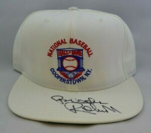 Brooks Robinson Orioles Autographed Cooperstown Baseball Hat w/ COA 091721MGL