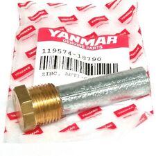 Yanmar Pencil Anode (Large) - fits 4LHA - 6LP -119574-18790