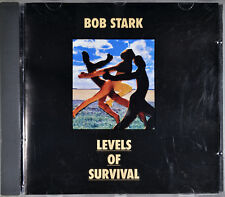 Level of Survival by Bob Stark [US Import/Canada - Snowy River Rec. 1990] - NM
