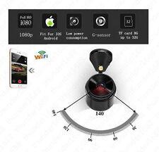Mini Wireless HD 1080P 140° Angle Car SUV Hidden Camera DVR Recorder Tachograph