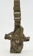 Airsoft US Multicam Tactical Tornado Drop Leg Army Holster Pistolman