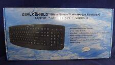 Seal Shield STK503 Silver Storm Medical Grade Keyboard NEW