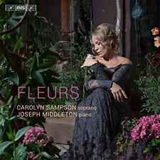 Carolyn Sampson : Fleurs CD (2015) ***NEW***