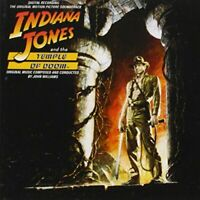 John Williams - Indiana Jones And The Temple of Doom (NEW CD)