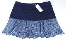Vineyard Vines Gingham Sport Skort Skirt Shorts Size S Small $108