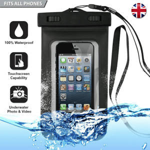Waterproof Phone Case Protector Cover Underwater Floating Dry Bag Pouch