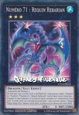 Yu-Gi-Oh ! Numéro 71 : Requin Rebarian CT14-FR005 (CT14-EN005) VF/SUPER