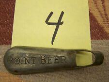 #4 Old Point Beer Stevens Point Wisconsin Beer Bottle Cap Openers 4Ur Tap Knob