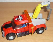 2x LEGO CREATOR Brickmaster TRUCKS Abschlepper Müllauto 20008 20011