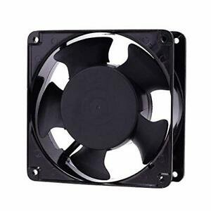 Zhanye Muffin 120x120x38 AC 120V Computer Axial Cooling Fan High Speed with 3...