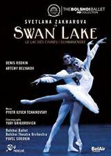 Swan Lake The Bolshoi Ballet [DVD]